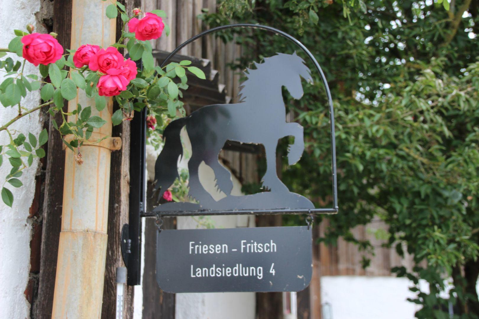 Friesen Fritsch Schild